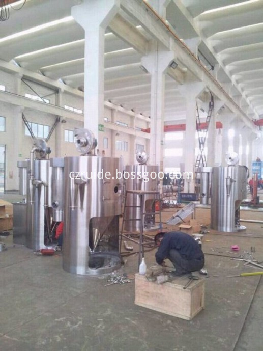 Spray Dryer