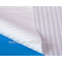 240 THREAD COUNT 4MM SATEEN STRIPE BEDACHED LIND TECIDO