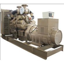 Groupe électrogène à double carburant 2950kw avec moteur Yuchai