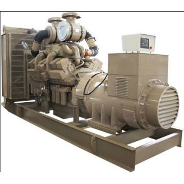 Conjunto de gerador de combustível duplo 2950kw com motor Yuchai