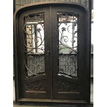 Direct Wrought Iron Door for Exterior