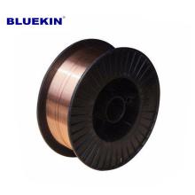 Fabricantes na china 0.6mm 0.8mm 1mm 1.2mm 1.6mm preço de arame de solda ER50-6