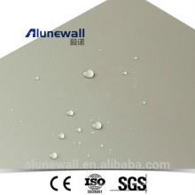 Self Clean impermeable Nano recubrimiento de aluminio Composite panel de la fábrica de venta directa