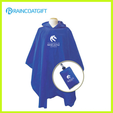 Wholesale Waterproof PVC Rain Poncho (RVC-077)