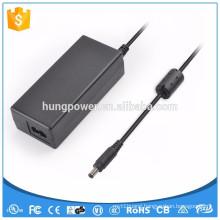 CCTV Prodution 16v 1.5a power adapter 24w UL CE FCC GS ROHS Level 6 class 2