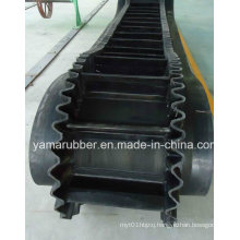 Professional Sidewall Rubber Conveyor Belt/ Transmission Rubber Conveyor Belt