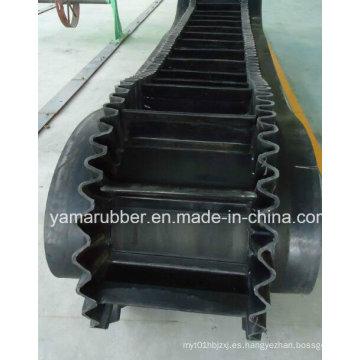 Correa transportadora de goma de caucho / transmisión de caucho