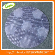 Plastic Bath Mat Ball in the Bathroom