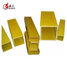 High Strength Fiberglass Structural Pultruded Profile Frp Square Tube