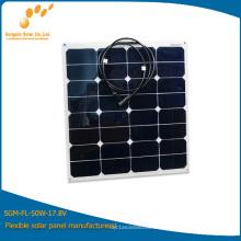 Новый дизайн El панели солнечных батарей гибкий для производителей Китая