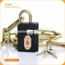 Top Security Motocicleta Anti-Roubo Chain Lock