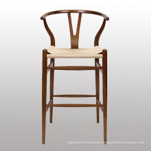 New Design Wooden Bar Chair