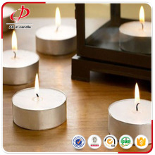 7-23g paraffin wax tealight candle