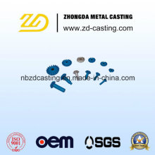 Customed Electric Plant Parts by Steel Casting