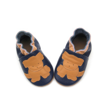 Melhor Pre-Walker Natal Baby Soft Leather Shoes