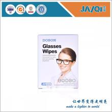 Custom Logo Eyeglass Cleaning Wipes Promotion Gift