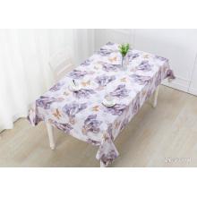 PVC plaid table cover checker plastic table cloth