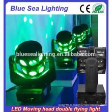 Nouvelle lumière de tête à LED / tête de tête à double volant