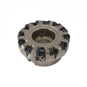 Indexable CBN Efficient Surface Milling Cutter