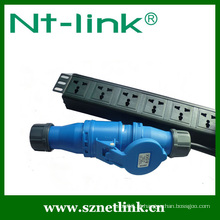 Made in China Shenzhen Netlink alta qualidade 6 way PDU