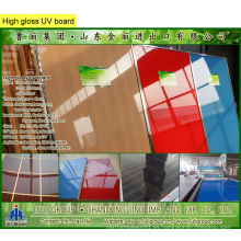 Panel UV de alto brillo