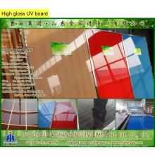 Панель высокого лоска UV
