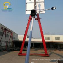 especificaciones completas del módulo de polo de semáforo