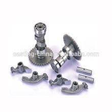 válvulas de esfera de aço da carcaça da precisão / válvulas personalizadas