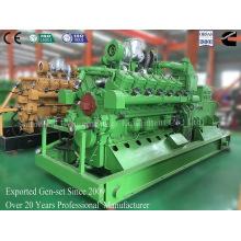 Générateur de biomasse triphasé à CA avec le carburant du gaz de gazéification
