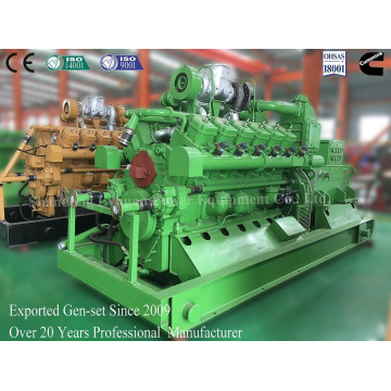 Natural Gas Power Generator or Genset or Power Plant 700kw