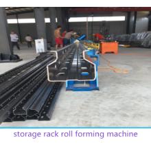 Servo controle de alimentação de armazenagem racking máquina de formação
