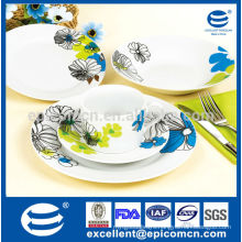 kitchen utensil new bone China decorative plates