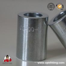 (00400) Raccords hydrauliques de virole de tuyaux d'acier au carbone