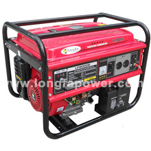 7.5 / 8kVA Buckcasa Lonfa Accueil Utiliser Honda Engine Gasoline Generator