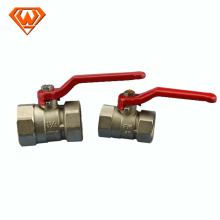 ball valve with coupling