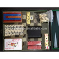 backgammon checkers chess game set