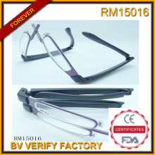 CE certificación plegable gafas para lectura (RM15016)