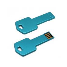 Werbegeschenk Key Shape USB Flash Drive mit kostenlosem Logo Druck