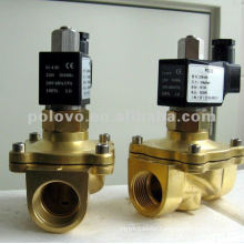 PS normally open thread 2 way water 2 inch solenoid valve