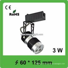 Hochwertiges CE & ROHS Zertifikat AC85v-265v 3w geführtes Schienenlicht