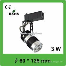 Сертификат CE и ROHS высокого качества AC85v-265v 3w вело свет следа