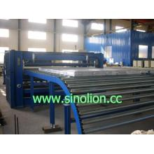 Standard steel Moving Roller Conveyor Equipment