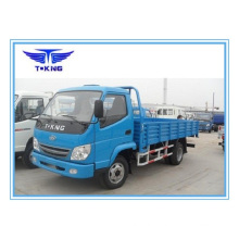 3 Ton 76kw Mini Truck T-King Pickup for Sale