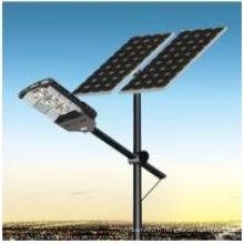 Système de contrôle numérique de 90W 8 heures au réverbère solaire de nuit