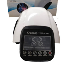 2020 household medical therapy device portable infrared heat knee and body vibrating massage