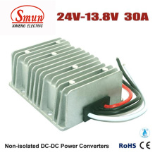 Waterproof 24VDC to 13.8VDC 30A 414W DC DC Buck Converter