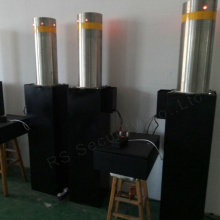 Safety Stainless Steel Automatic Rising Hydraulic Bollards