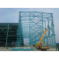 steel structure prefabricated cow house