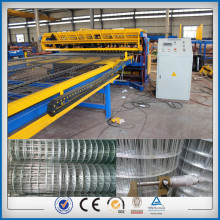 High quality automatic steel roll mesh making machine factory