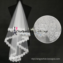 New design Ivory wedding veil, veil wedding, long wedding veil